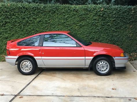 how to fix cars 1984 honda cr x security system 1984 honda crx for sale photos technical specifications description