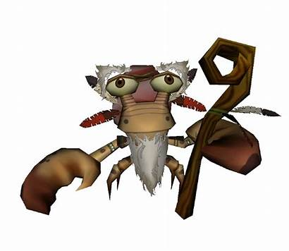 Crab Wise Nicktoons Doom Globs Models Zip