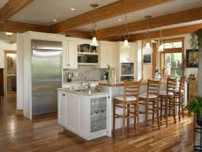 Cape Cod Style Home Kitchen