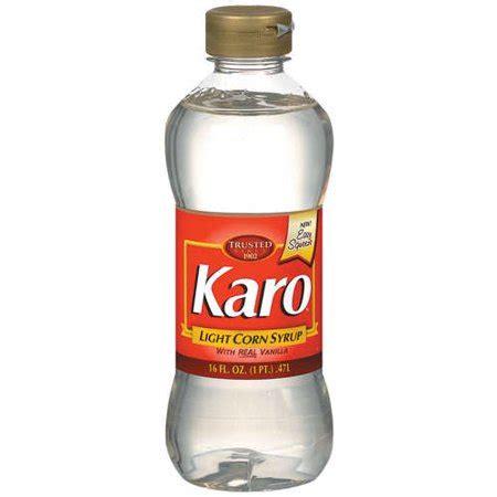 light corn syrup karo light corn syrup with real vanilla 16 fl oz