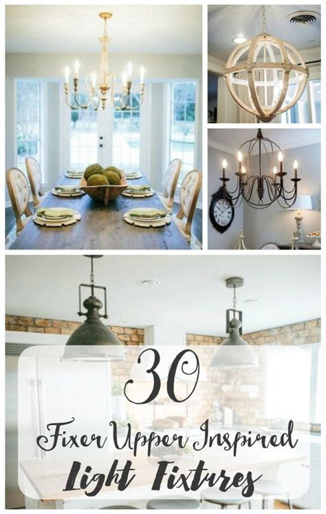 Fixer Upper Lights Inspired by Joanna Gaines   Parrots, In