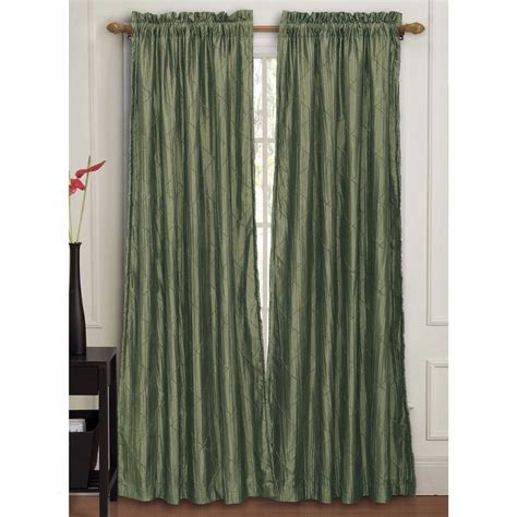 new set 2 curtains panels drapes 84 inch pocket blackout