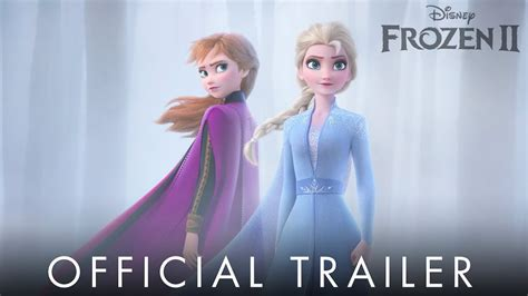 frozen  official trailer zodab