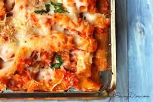 Baked Chicken Parmesan Pasta Recipe