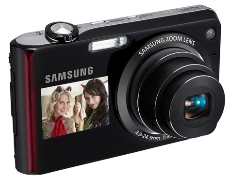 Two New Dualview Models From Samsung  Steve's Digicams