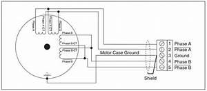 Vexta Stepper Motor Wiring