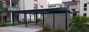 Garage Oder Carport : design garage moderne garage oder designer carport kaufen infos ~ Buech-reservation.com Haus und Dekorationen