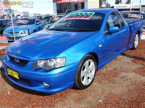 Ford Falcon Xr8 Ba For Sale In Lansvale Nsw
