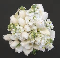 white flowers for wedding tulip flower bouquets white wedding bouquet jpg