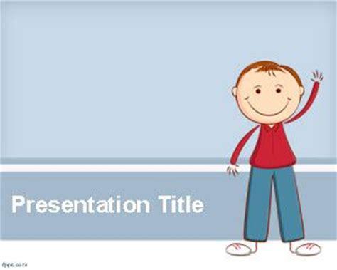 psychology kids powerpoint template