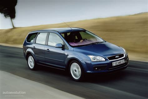 ford focus wagon specs