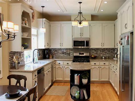 Kitchen  Small Galley Kitchen Makeover Kitchens With