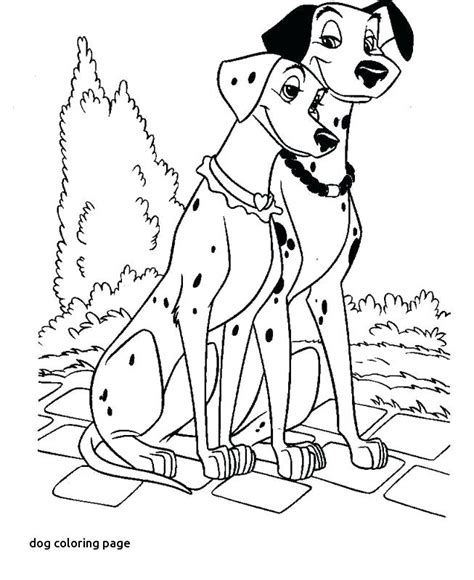 dalmatian dog coloring page  getcoloringscom  printable colorings pages  print  color