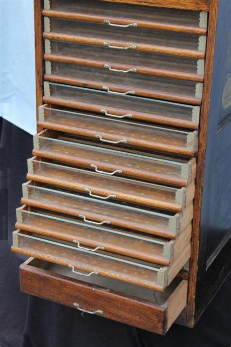 antique spool cabinet decals antique 13 drawer corticelli sewing silk spool cabinet w