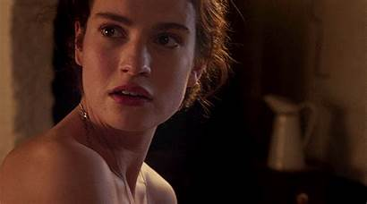 Lily James Exception
