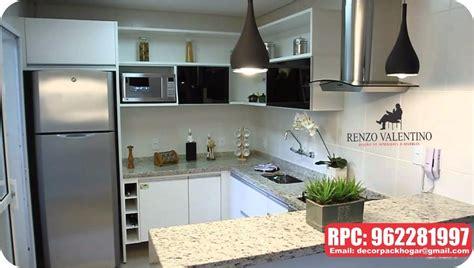 cocinas modernas espacios pequenos lima peru
