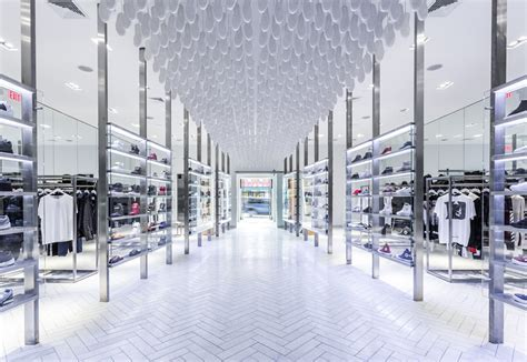 Kith Brooklyn Flagship Store by Snarkitecture ? urdesignmag