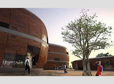 British Council Addis Ababa, Ethiopia Building earchitect