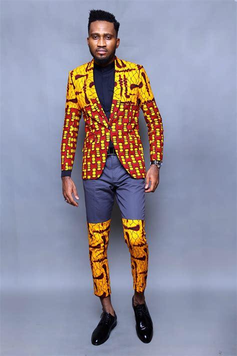Ankara Styles For Men 10 Modern Designs For The Style