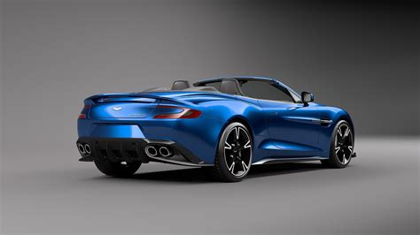 Us 2018 Aston Martin Vanquish S Volante Kicksoff At