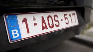 Plaque De Voiture : la police ne peut pas infliger d 39 amende sur la seule base du num ro de plaque ~ Medecine-chirurgie-esthetiques.com Avis de Voitures