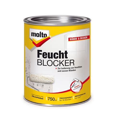 Getrocknete Wandfarbe Entfernen by Molto Grundierung Gegen Schimmel Alkali Und