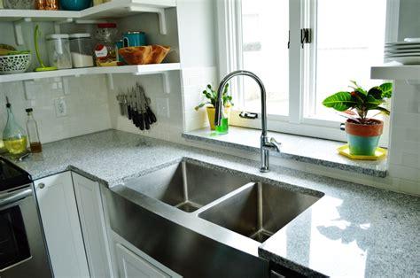 farmhouse sink with garbage disposal diwyatt installing a garbage disposal loving here