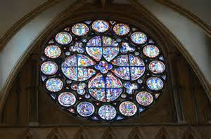 deans eye window lincoln cathedral  julian p guffogg