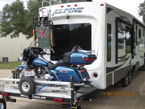 The Ultimate Single Wheel Trailer System