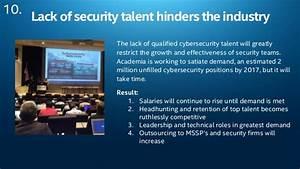 Future of Cybersecurity 2016 - M.Rosenquist