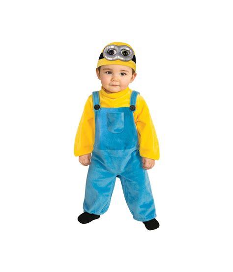 despicably cute minion bob toddler boys costume
