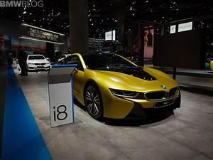 Bmw I8 Protonic Frozen Edition : the stunning bmw i8 protonic frozen yellow edition shines in frankfurt ~ Gottalentnigeria.com Avis de Voitures