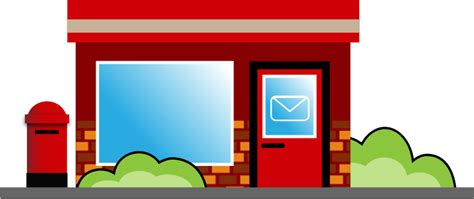 Post Office Clipart Clipart Post Office