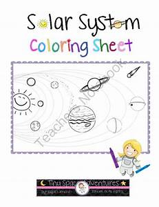 FREE Solar System Coloring Sheet from TinySpaceAdventures ...