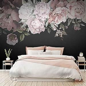 Amazon, Com, Watercolor, Peony, Wallpaper, Peony, Flowers, Wall