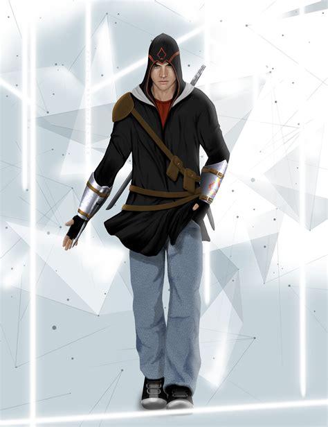 modern assassin by manic k on deviantart