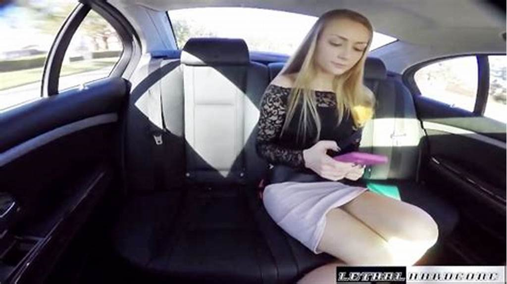 #Uber #Driver #Busted #By #Cops #While #Fucking #Teen #Sadie #Blair