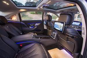 Review: 2016 Mercedes-Maybach S600 - NY Daily News