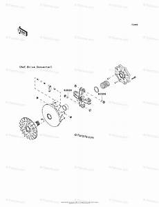 Kawasaki Side By Side 2009 Oem Parts Diagram For Optional