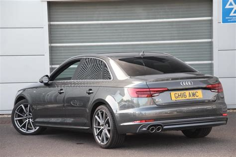 audi 3 0 tdi betroffen used 2016 audi a4 3 0 tdi 272 quattro s line 4dr tip tronic for sale in kent pistonheads