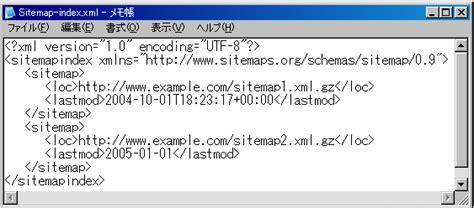 Sitemap Index Xml