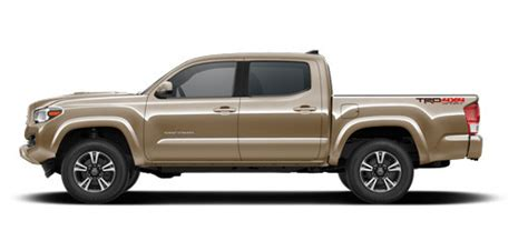 toyota tacoma colors 2017 toyota tacoma features and exterior colors