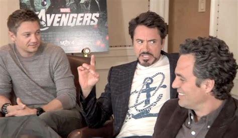The Avengers cast: The Avengers Cast Diet