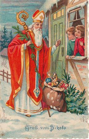 when did gift giving start st nicholas center how did santa begin