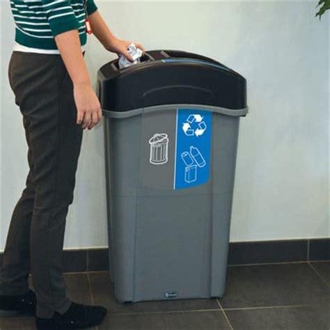 eco nexus duo  container voor pmdalgemeen afval