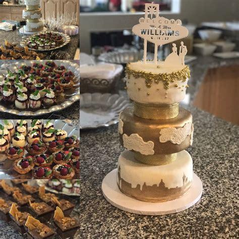 Vegas Themed Wedding Cakecentralcom