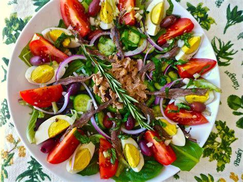 cuisiner le poivron vert salade niçoise recette authentique 196 flavors