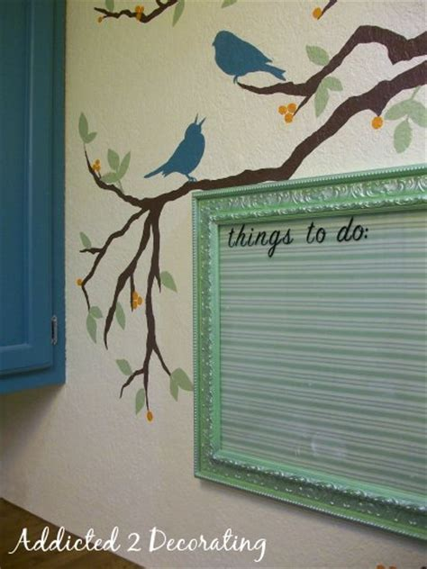 easy dry erase board addicted  decorating