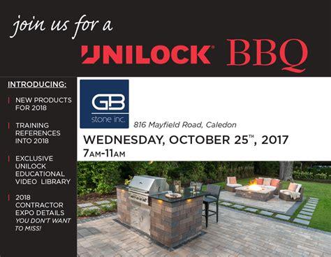 Unilock Ohio Inc by Unilock Fall Dealer Bbq Gb Unilock Events