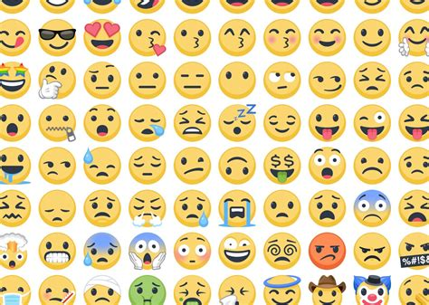 Facebook Reveals Most And Least Used Emojis